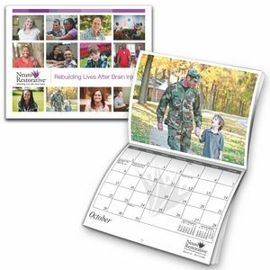 Impressions 12-Month/13-Photo Wall Calendar