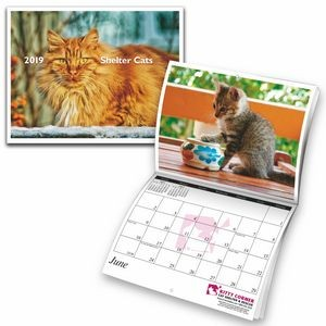 Promote.Pet� Impressions 12-Month/13-Photo Wall Calendar